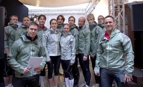 Det svenske laget