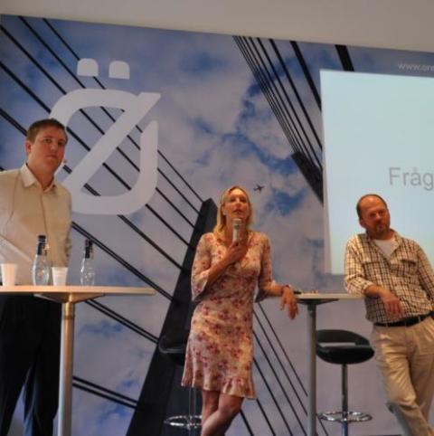 INBJUDAN Kom och lyssna till Livsmedelsakademin under Almedalsveckan 2012