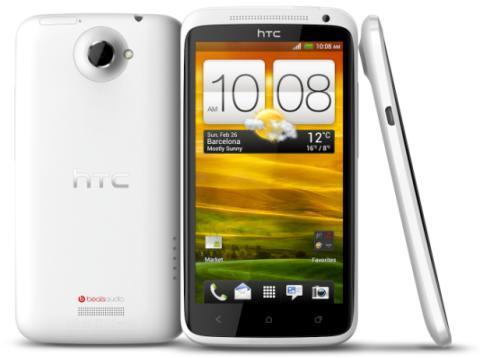 Förhandsboka värstingmobilen HTC One X hos 3
