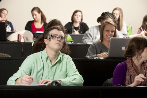 School Daze: Eye-Tracking Study Reveals What Earns Student Attention in Classroom
