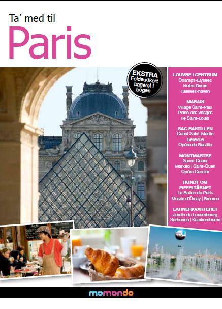 Momondo's TA MED TIL PARIS
