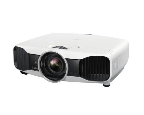 Epson presenterar sina mest avancerade full HD 3D-projektorer