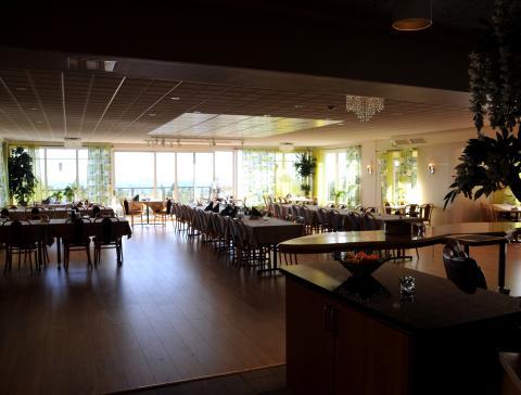 Källan, renoverad restaurang