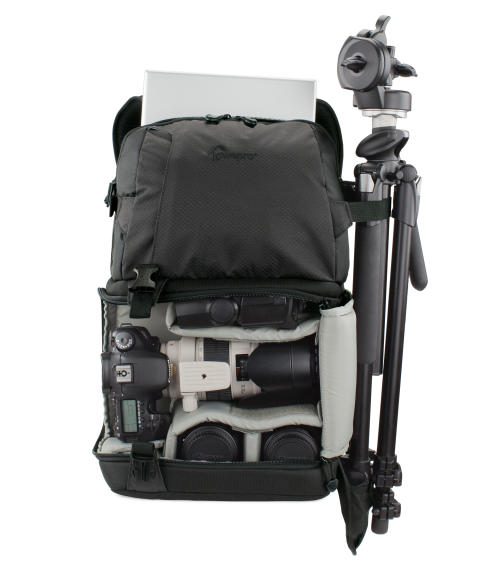 DSLR video pack 350 - stativ/laptop