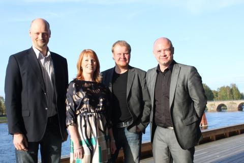 Karlstad står värd för Centerpartiets partistämma 2013