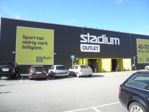 Stadium Outlet öppnar i Norrköping och Linköping