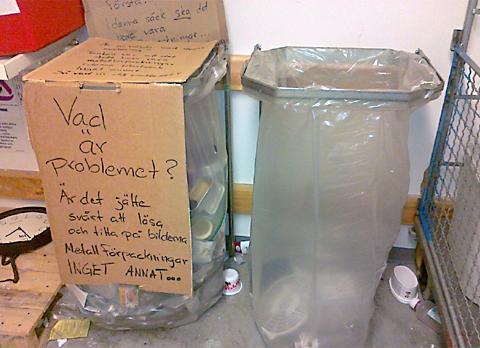 Ny rapport med metod för att förebygga avfall