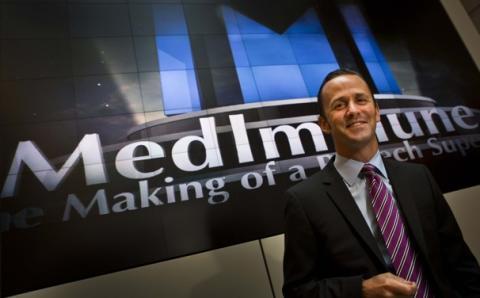 Peter Greenleaf steps down as MedImmune president, Bahija Jallal chosen as replacement