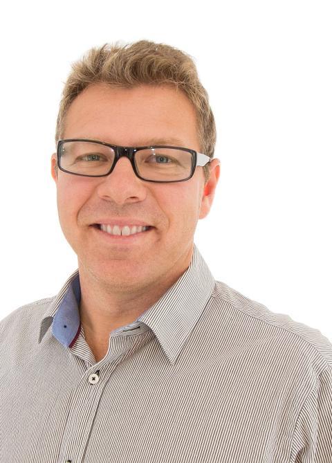 Johan Holmstedt tillträder som VD för Landskrona Energi AB