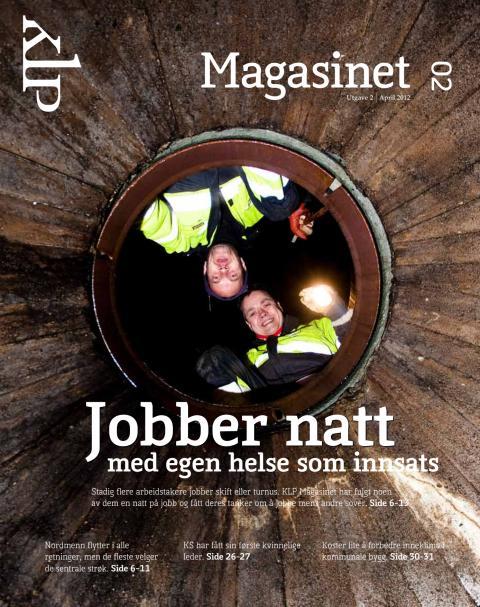 KLP Magasinet 02/2012