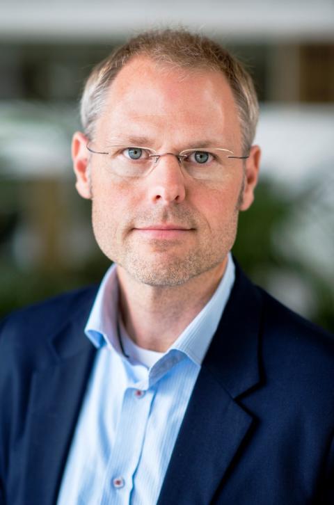 Fredrik Strandlund ny VD för Lexicon IT-konsult Mälardalen