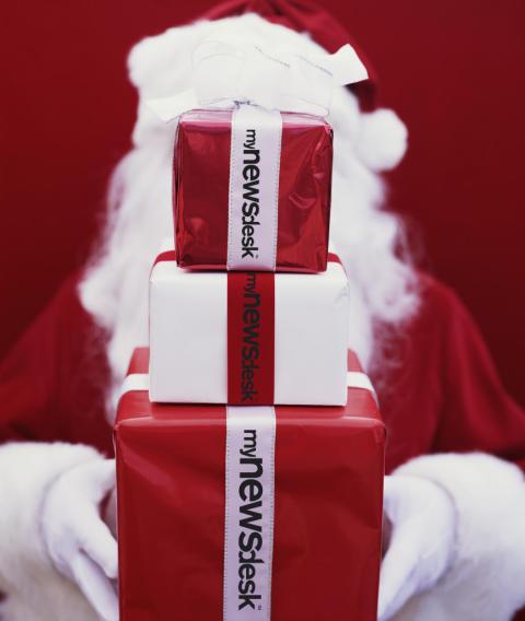 Årets julklapp för organisationer – pressrum från MyNewsdesk.
