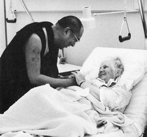 I dag skulle IMs grundare Britta Holmström fyllt 100 år
