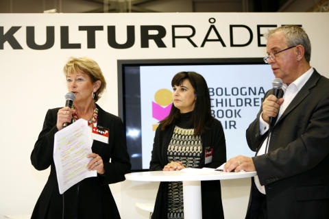 Sweden is guest of honour at Children's Book Fair in Bologna