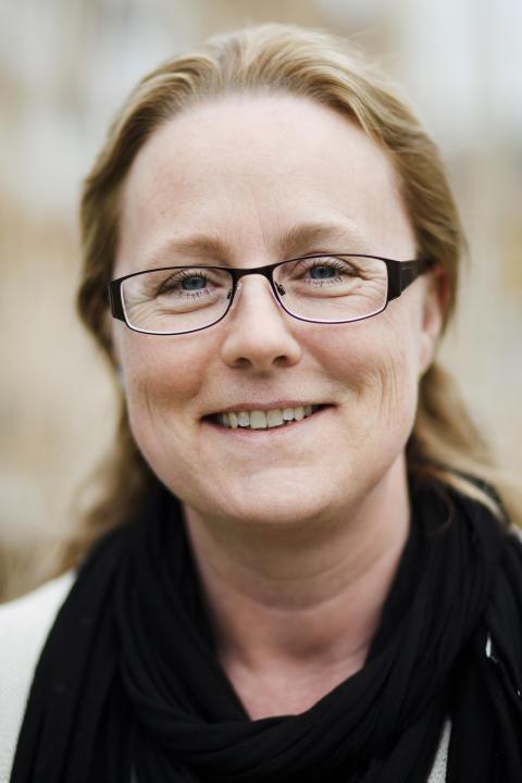 Susanne Stangenberg, ombudsman organistion och studier