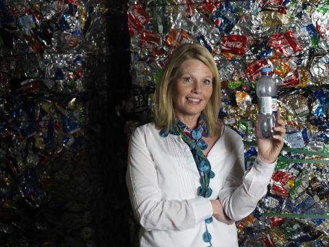 10 år med ökad återvinning