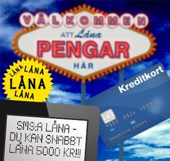 Kredit – gratis för vissa, dyrt för andra