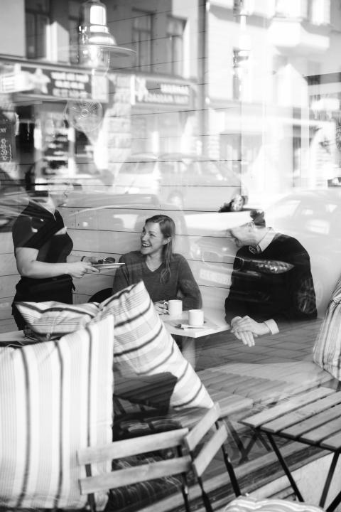 Nu börjar jakten på Sveriges bästa kafé
