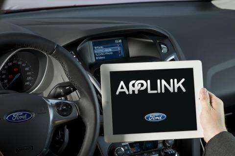 Ford söker nu partners globalt för att fortsätta utveckla SYNC AppLink-kompatibla mobilappar