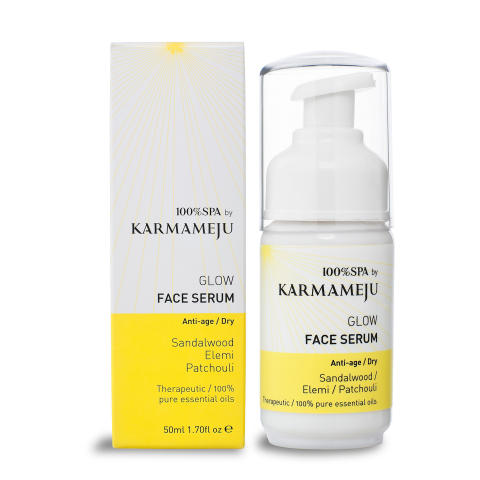 Karmameju Face Serum GLOW - New Design