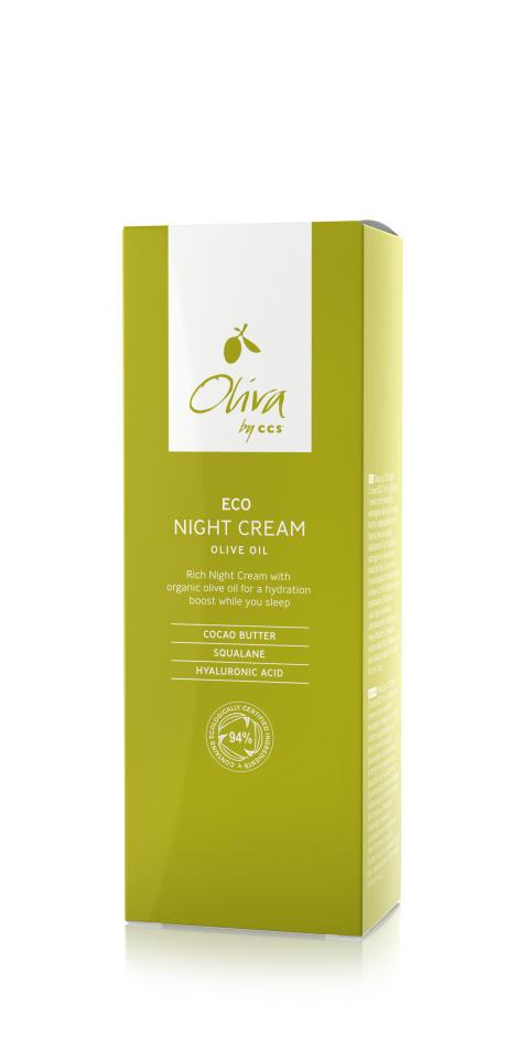 Oliva by CCS Night Creme