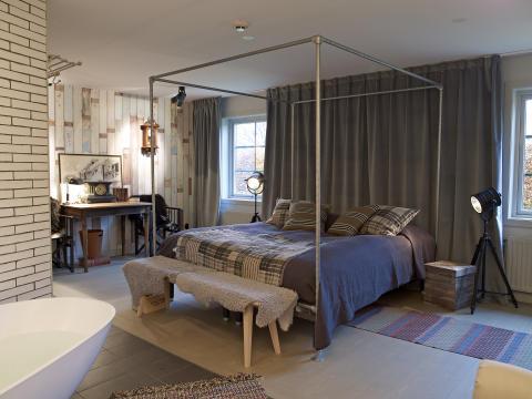 English version - New deluxe rooms at c/o Krägga Mansion