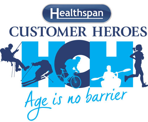 Healthspan Customer Heroes- New round of applications now open.