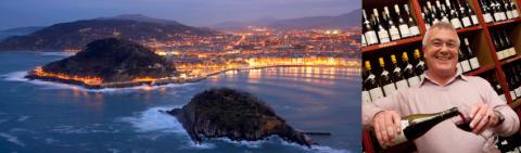Spanska Baskien - en resa i maten, vinet och kulturens tecken.