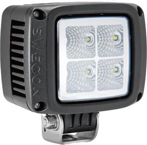 Swecon LED-arbetsbelysning 6 000 lumen