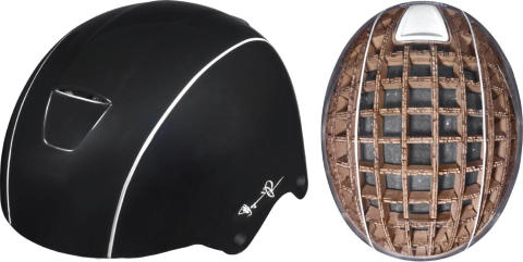 ABUS Kranium - revolutionerande cykelhjälm av kartong