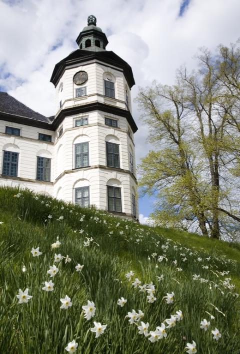Ryska guider invaderar Skoklosters slott