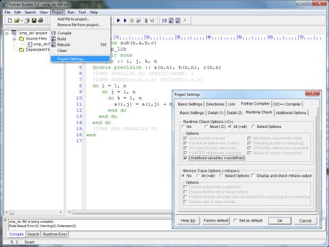 NAG Fortran Compiler now supports OpenMP and more new language features