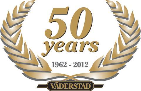 Väderstad célèbre ses 50 ans d'innovations !