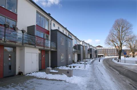 AB Bostäder i Borås och eGain fördjupar sitt energi- och miljösamarbete