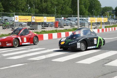 Shell Eco-marathon 2012 - Rotterdam 19. mai