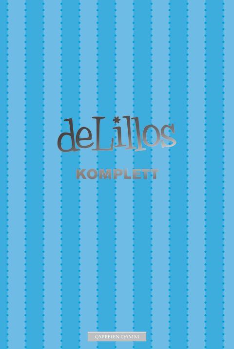 deLillos samlede tekster i bokform