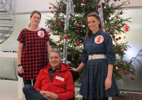 Why Rädda Barnen decorates its first Christmas tree at MyNewsdesk