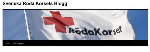 Röda Korsets blogg