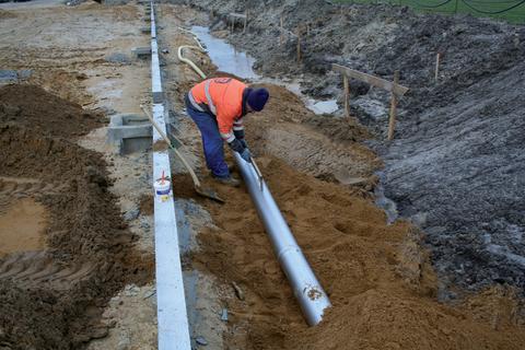 BLÜCHER visar rostfri avvattning och designade markrännor på VA-mässan