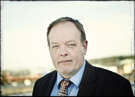Björn Risinger invigde VA-mässan