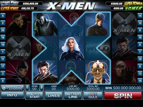 New game release, X-men is here!