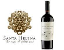 Santa Helenan Alko-uutuus Notas De Guarda tutustuttaa viininystävät chileläisen Carmenéren tummiin aromeihin