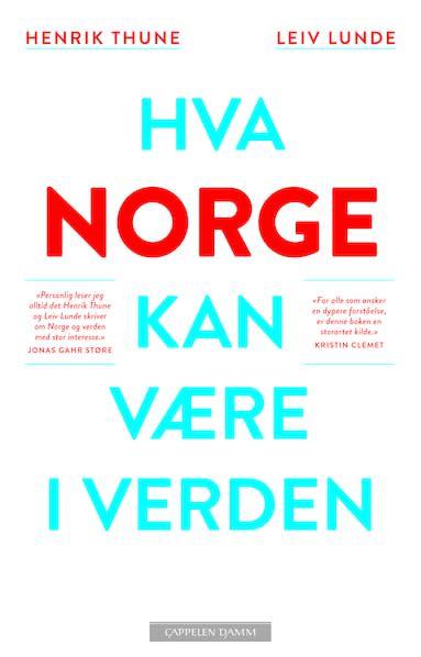 Norsk utenrikspolitikk under lupen