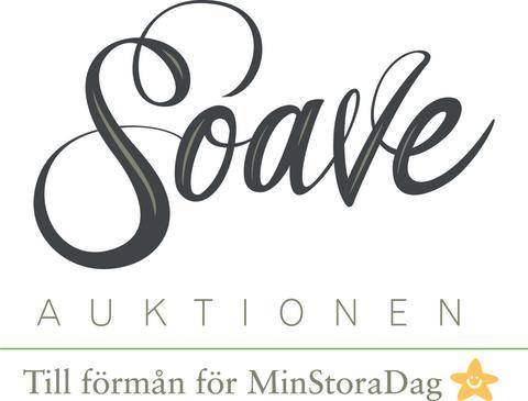 Soave-auktionen till förmån för MinStoraDag. En succé med många vinnare.