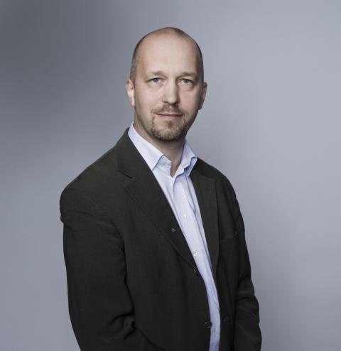 Karl Henriksson (KD), ordförande i äldreomsorgsnämnden