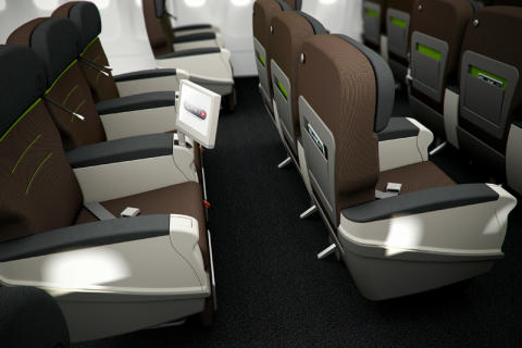 Turkish Airlines lanserar Comfort class bild 8