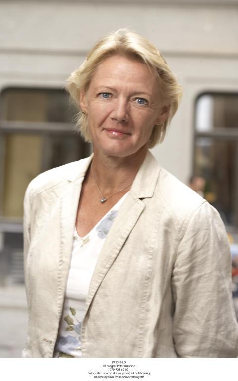 """Ulla Hamilton (M) på DN Debatt: """"Begränsad SFI-undervisning minskar möjlighet till jobb"""""""