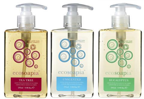 Ecosoapia - ekologisk flytande tvål