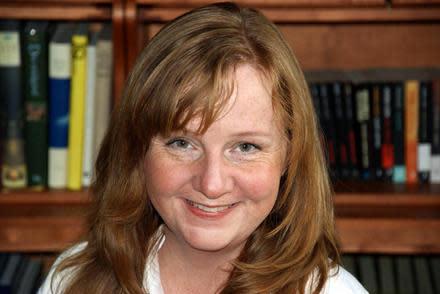 Lena Lid Falkman, Årets Almedalsbloggare 2011, lämnar över stafettpinnen