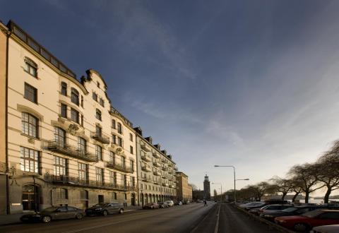 Tenant & Partner - Stockholmskontoret exteriör